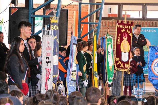 Visitas en escuelas básicas continuaron en Las Cabras