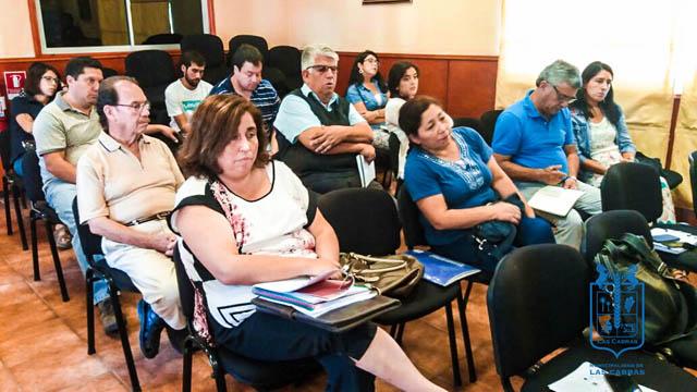 Presentación de Diagnóstico en Mesa de la Mujer Rural Las Cabras
