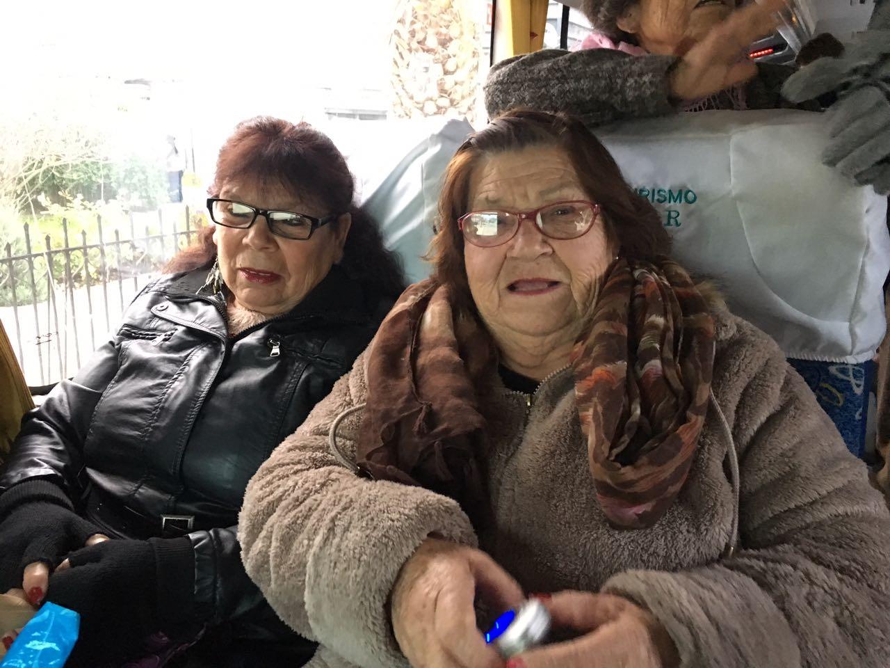 Adultos Mayores de la Comuna Iniciaron Sus Vacaciones Gracias Al Programa De SERNATUR