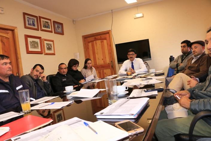 Constitución del Comité de Emergencia Las Cabras