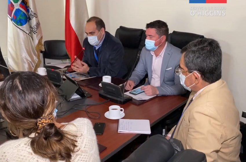 CESFAM Las Cabras será beneficiado con una nueva ambulancia