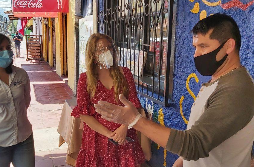 Visita directora regional SERNATUR a la comuna de Las Cabras