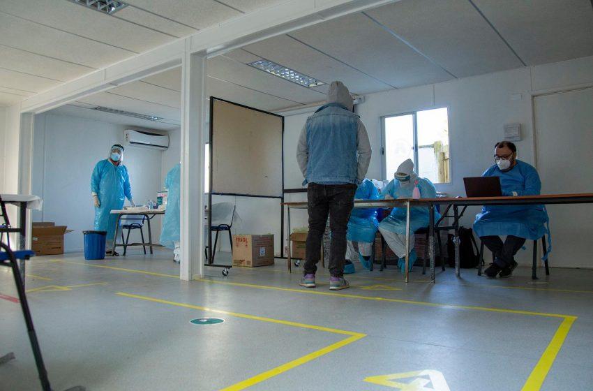 Vocales de Mesa de la Comuna fueron testeados Preventivamente  por COVID-19