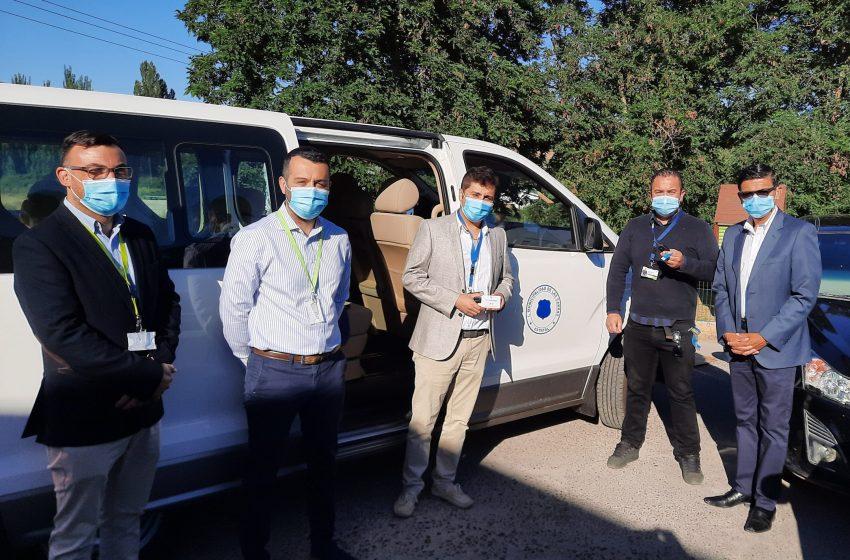 Posta de Salud El Manzano contará con nuevo vehículo para atención domiciliaria
