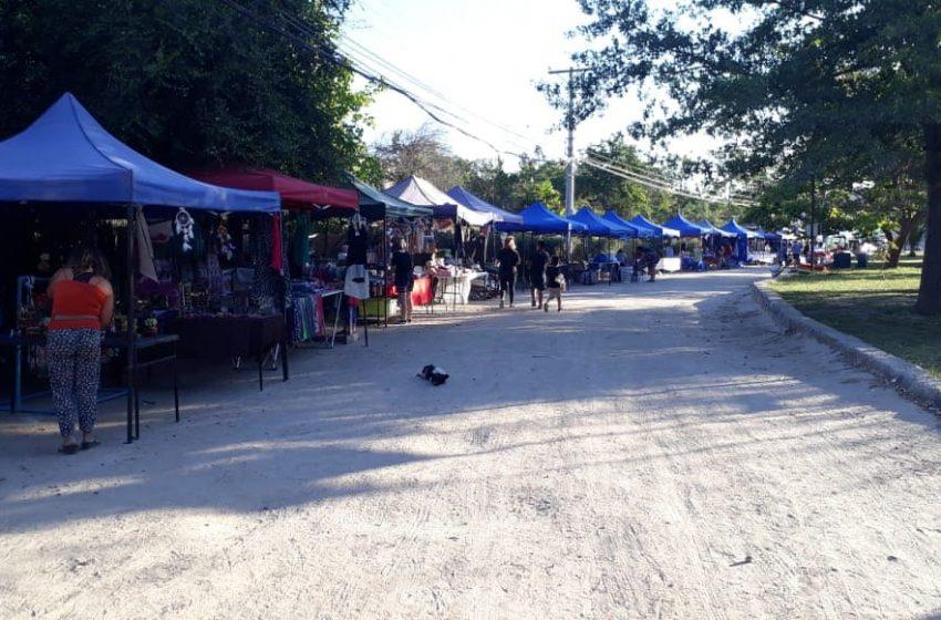 Ferias Navideñas en Las Cabras