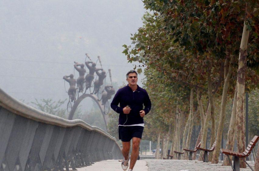 Habilitan banda horaria para realizar actividad física al aire libre en días de cuarentena